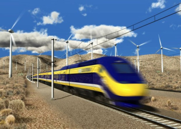 [BAY] California High-Speed Rail's Future in Question