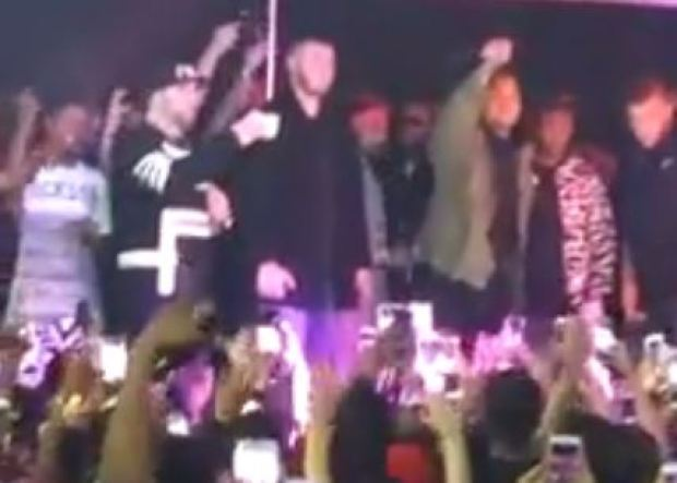 [BAY] Raw Video: Shooting at Chris Brown Show in San Jose