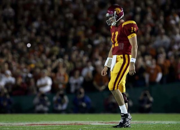 USC's Streak of Rose Bowl Appearances Now Over
