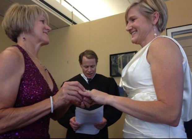 [BAY] Santa Clara County: Same Sex Weddings Begin in Earnest