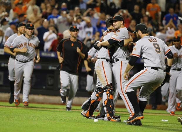 San Francisco Giants 2015 Season Highlights