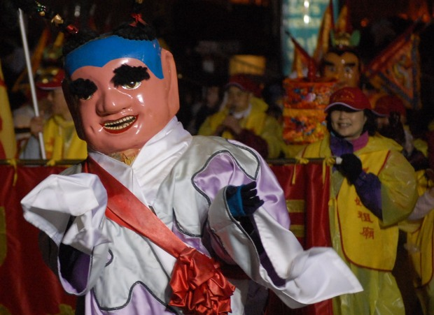 Chinese New Year Parade in Pictures