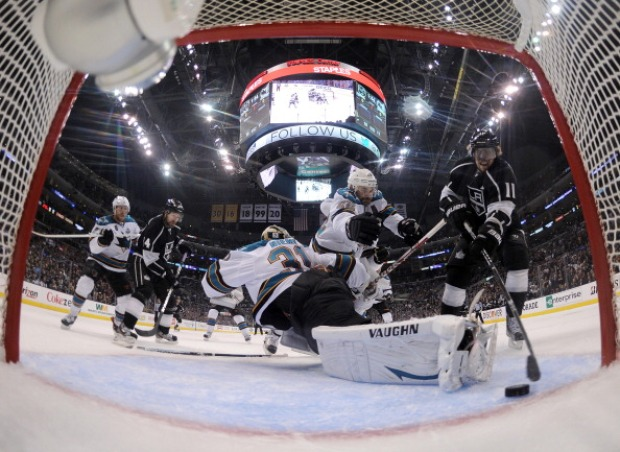 Kings Push Sharks to Brink of Elimination