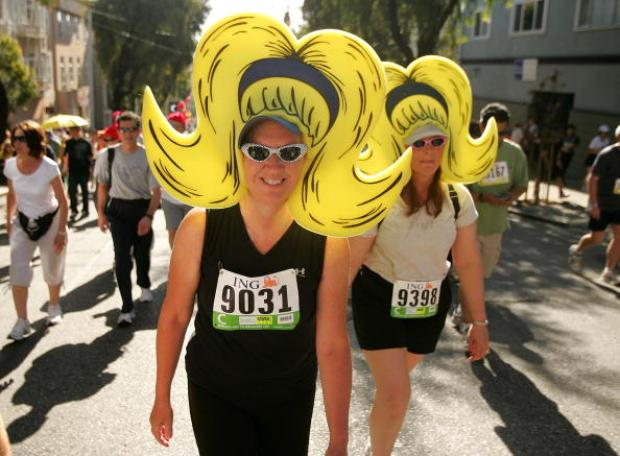 [IMAGES] Images From the Bay to Breakers