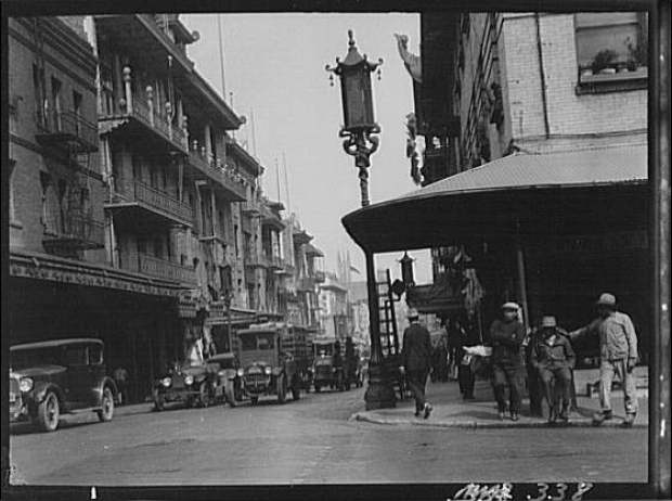Historic Chinatown, San Francisco