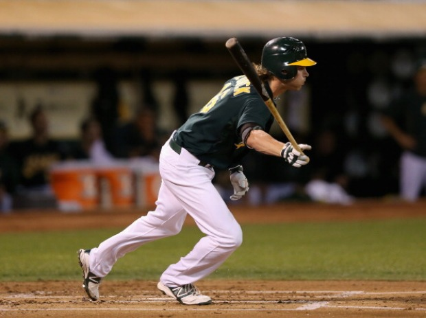 A's Headed to Playoffs