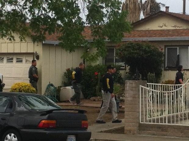 Santa Clara County Sheriff Sweeps For Violent Gang Members
