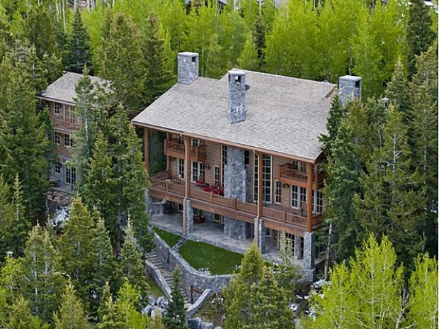 Dreamworks CEO Selling Huge Ski Chalet