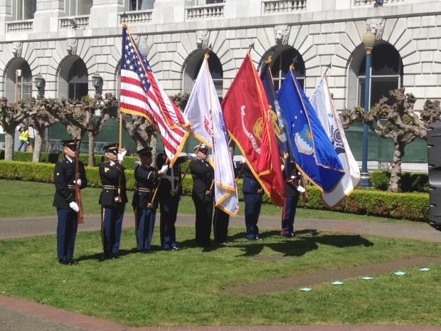 [BAY] San Francisco Begins Long-Awaited Veterans Memorial