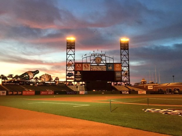 San Francisco Giants 2016 Home Opening Day