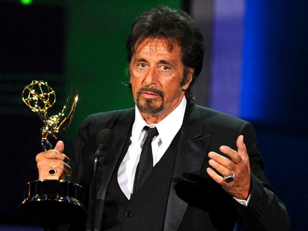 [NBCAH] Al Pacino Shares Why He Was So Late to the Emmy's