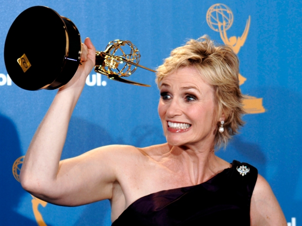 [NBCAH] Jane Lynch - 'I Wish This Moment For Every Actor Out There'