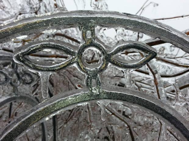 Ice Storm Wreaks Havoc