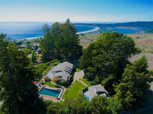 Jerry Garcia's Stinson Beach House For Sale