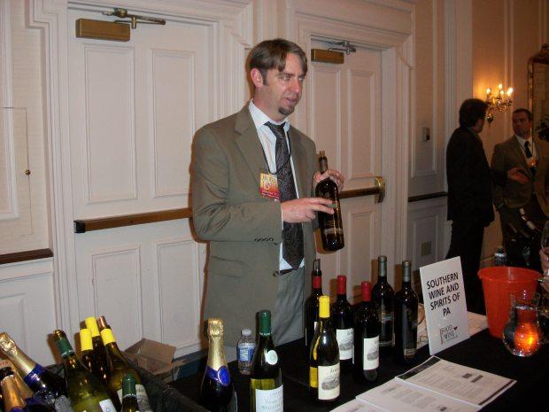 Main Line Wine Tasting