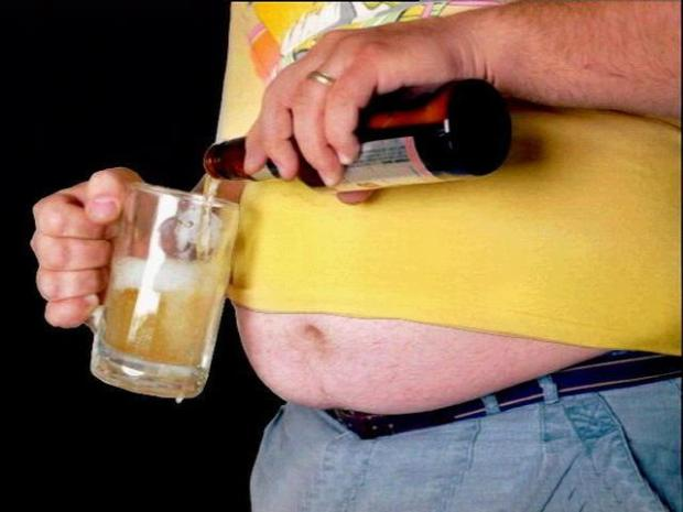 Drink Beer, Avoid Beer Gut
