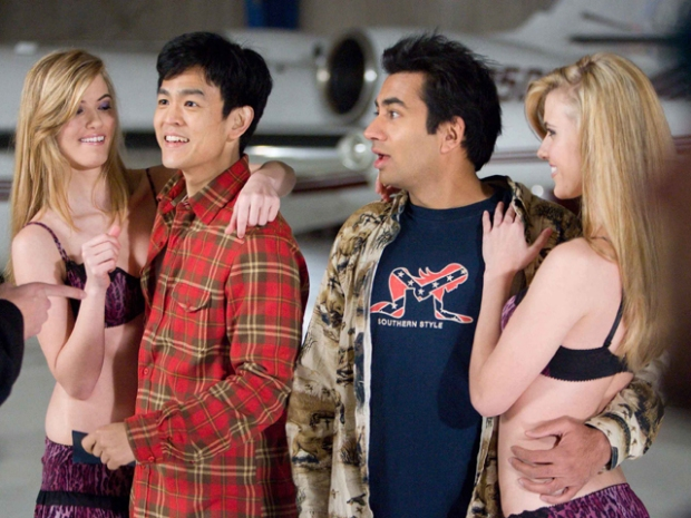 "Here We Go Again: ""A Very Harold & Kumar Christmas"" Will Soon Be Under Your Tree"