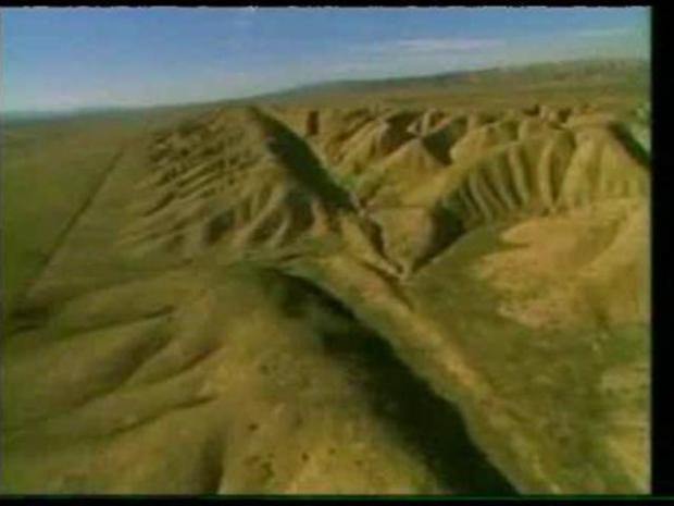 [LA] San Andreas Fault Study Shows It Shakes More Frequently