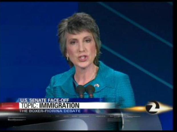 [LA] Boxer, Fiorina on Jobs for Undocumented Graduates