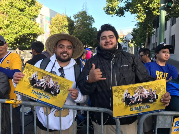 Dub Nation Gears Up for Warriors Championship Parade