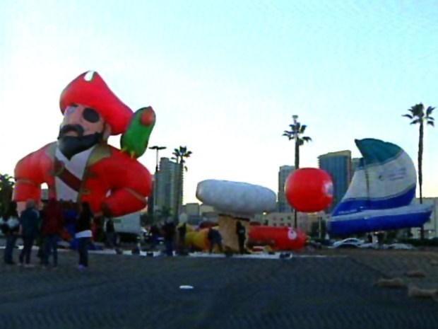 Big Bay Balloon Parade 2008
