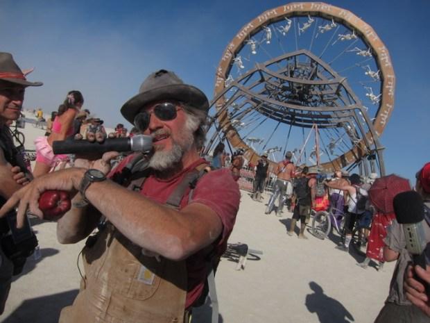 People of Burning Man 2011
