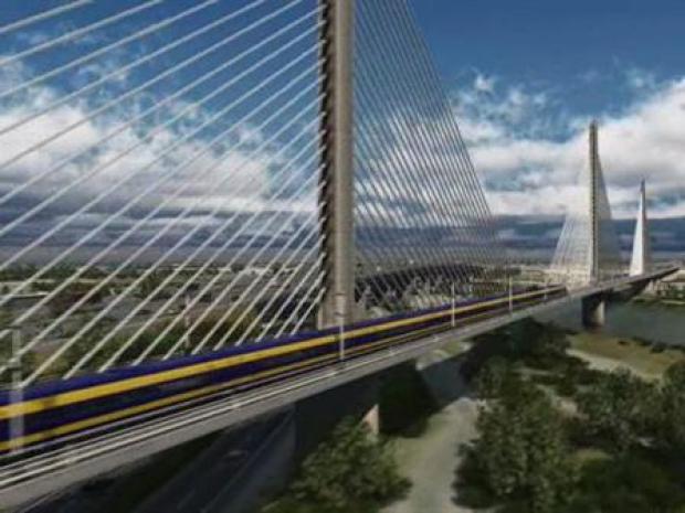 [LA] Simulation: Bakersfield Rail Yards, Kern River Bridge