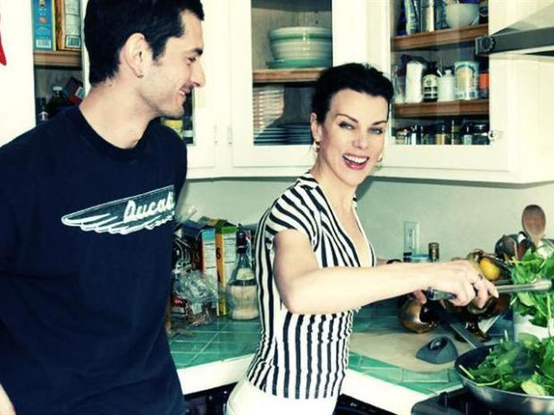 [BAY] Debi Mazar Flavors the Web