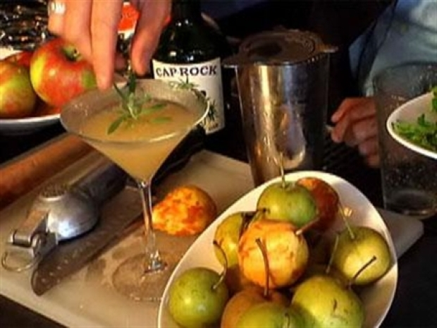 [LXTVN] The Perfect Fall Cocktail