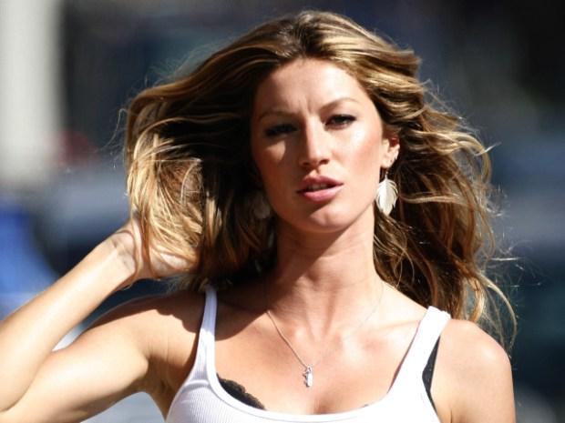 [NATL] Bundchen Tops Forbes' List of Highest Paid Models