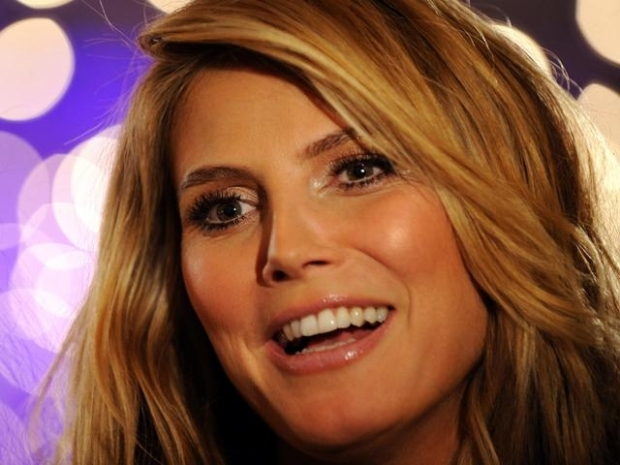 "[NBCAH] Heidi Klum Talks ""Project Runway"""