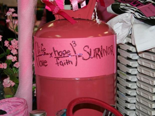 Scrapbooking Marathon for Breast Cancer