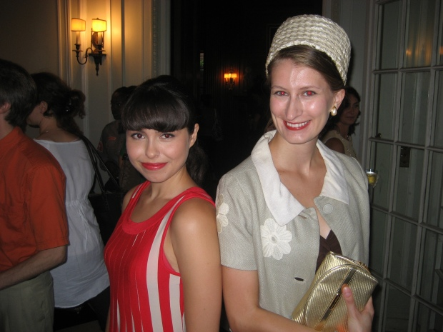 """[NTSD] NitePics: Inside """"Mad Men""""-Inspired Mod Madness Bash at the Textile Museum"""