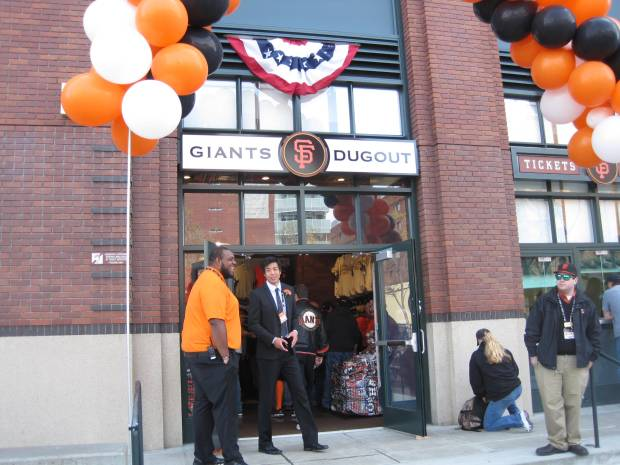 San Francisco Giants: What's New at the Ballpark
