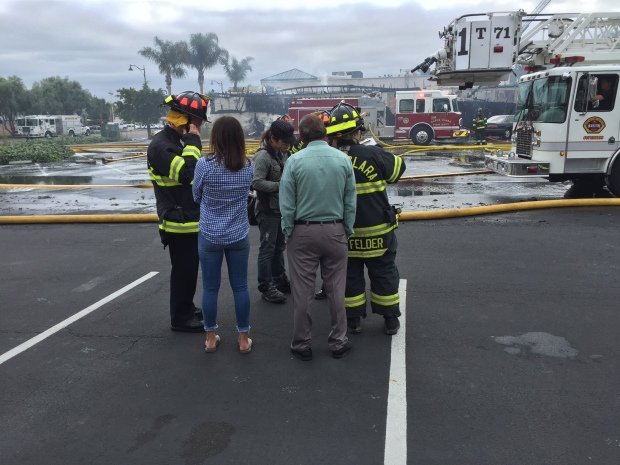 Business Owners Devasted about the 5-Alarm Fire