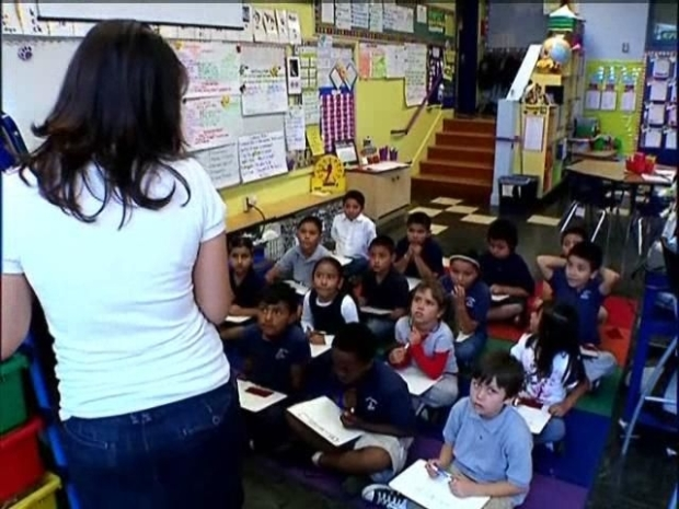 [DGO] Calif. Kids Trail in Math