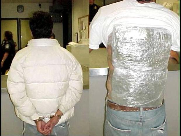"[DGO] Drug Smugglers ""Taping"" Teens at the Border"