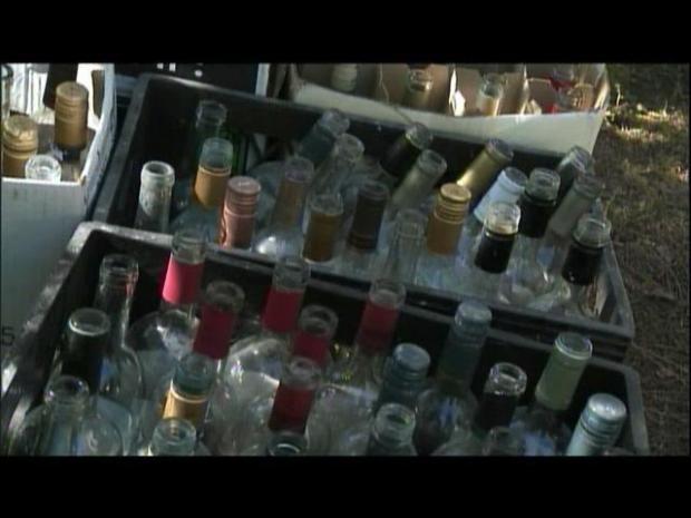 [DGO] Empty Bottles Living Fuller Lives