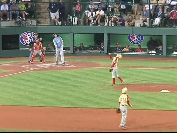 [DGO] Park View Little League Wins, Going to U.S. Championship