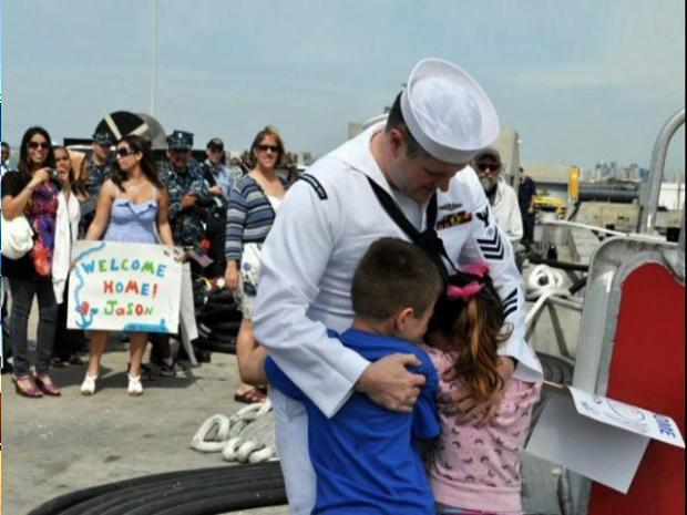 [DGO] Salute to USS Jefferson City Sailors