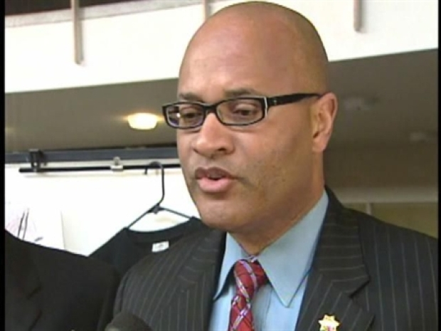 [BAY] Acting Chief Howard Jordan Talks About Officers