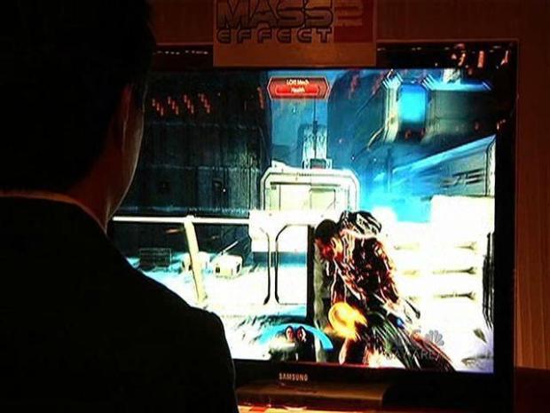 [BAY] Getting a Sneak Peak at Mass Effect 2