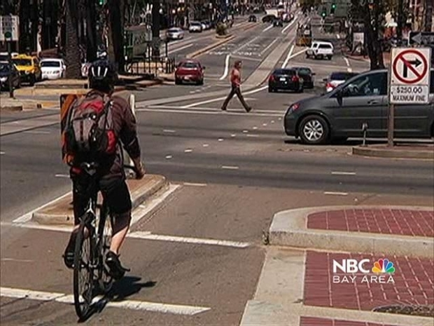 [BAY] Bay Area's Most Dangerous Places to Walk, Bike