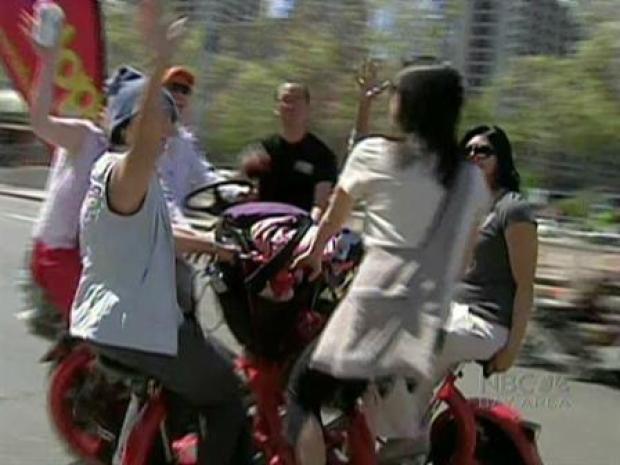 [BAY] Bikes, Blades, Bouncing Kick Off Sunday Streets