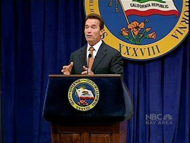 [BAY] Budget Pressure Mounts as Governator Threatens Layoffs