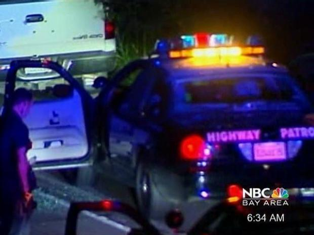 "[BAY] CHP Shootout on I-580 was ""Like a Movie"""