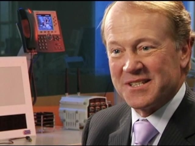[BAY] Cisco at 25: Interview With John Chambers