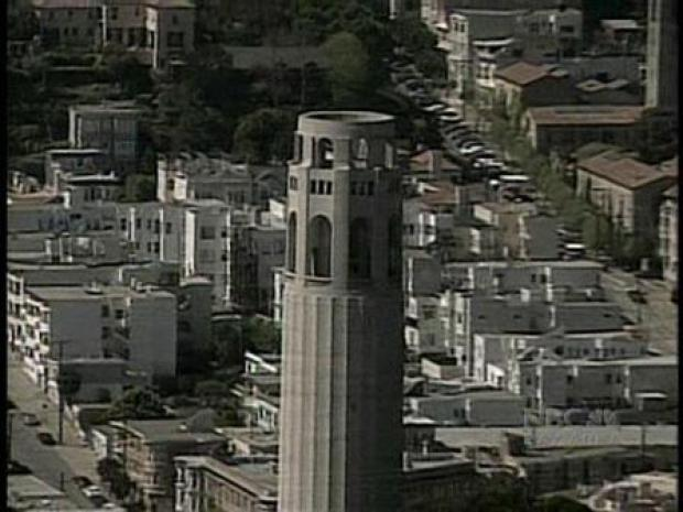 [BAY] Coit Tower Marks 75th
