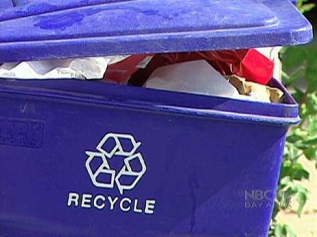 [BAY] Dumpster Divers Target Recyclables