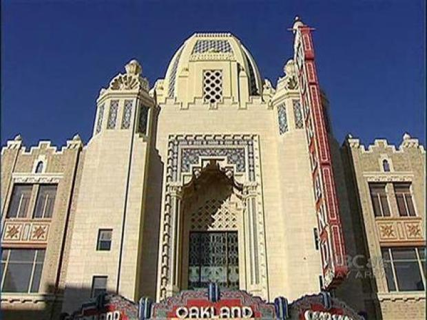 [BAY] Famed Oakland Theater Brought Back to Life